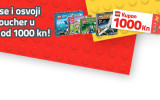 Lego nagradna igra - osvojite voucher od 1000kn