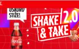 Osvojite vrijedne nagrade uz Shake & Take 2.0 - Coca-Cola nagradna igra 2017