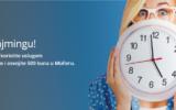 Osvojite 500 kuna Müllerov poklon-bon - Erste Bank nagradni natječaj 2017