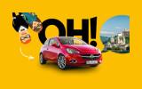 Opel nagradna igra 2015 - osvojite put u Salzburg