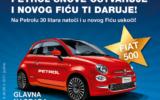 Osvojite Fiat 500 uz Petrol - Petrol nagradna igra 2017